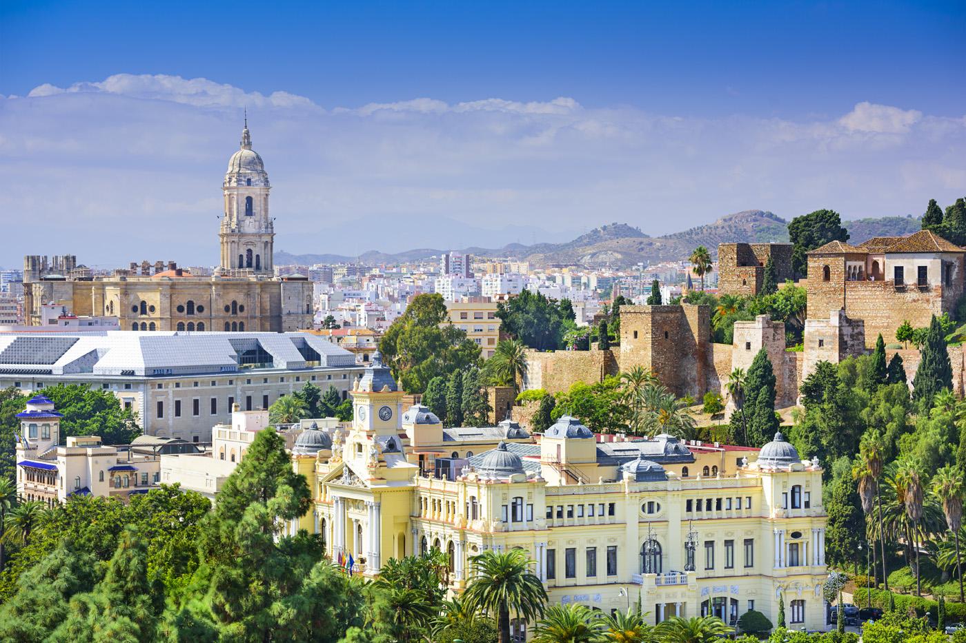 1 Kasım Pazar RONDA - MALAGA - İSTANBUL
